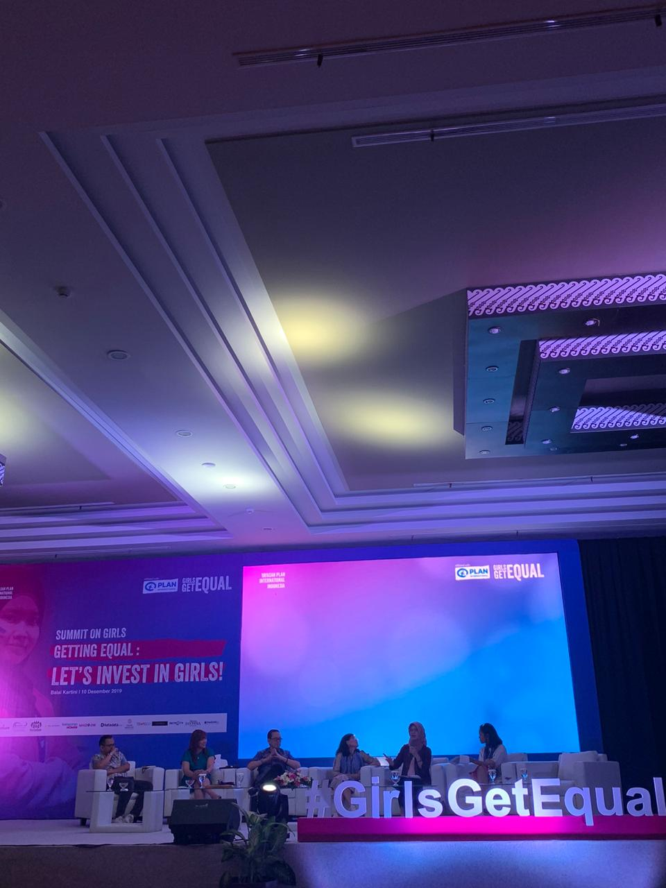 Summit On Girls 2019 Women And The Future Of Work Angin Id